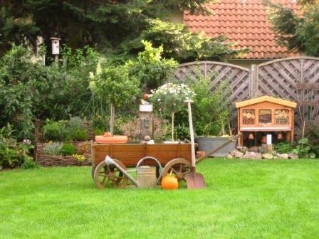 Garten Kromfohrländer In Langenhagen